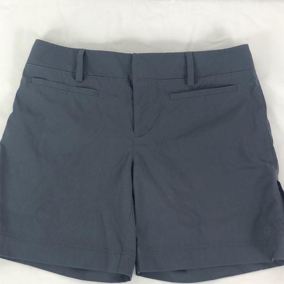 Athleta Pants - Athleta Hiking  Adventure Shorts Gray NWOT